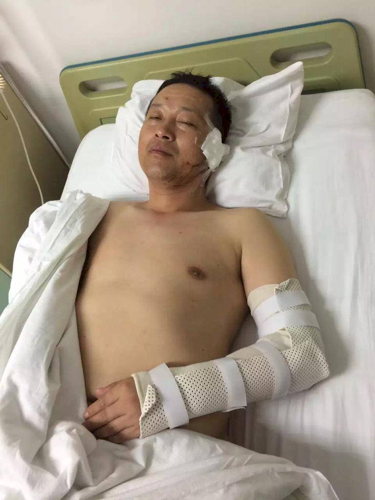 向莉視角/人權律師唐吉田(一)唐吉田遭遇離奇的車禍