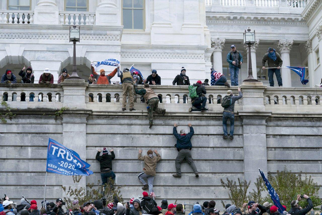 美新總統就職典禮有維安威脅 川普喊話勿暴力、勿違法