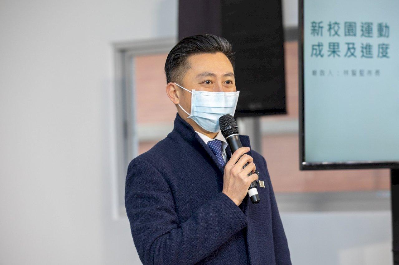 民進黨下屆新竹市長人選 林智堅:在地與否非關鍵