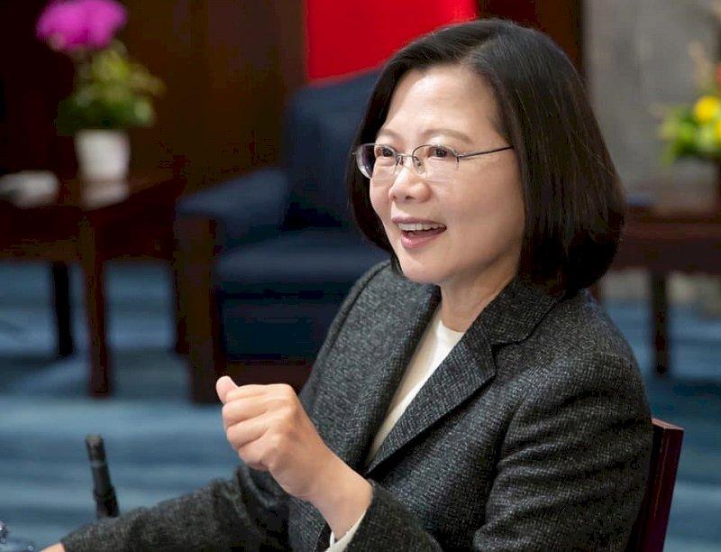 蔡總統1/14接見克拉芙特 聚焦台灣國際參與