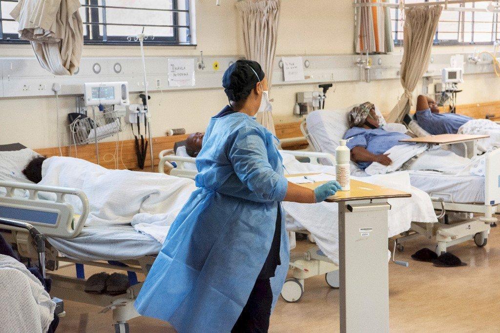 非洲COVID-19確診超過300萬例 南非佔比達4成
