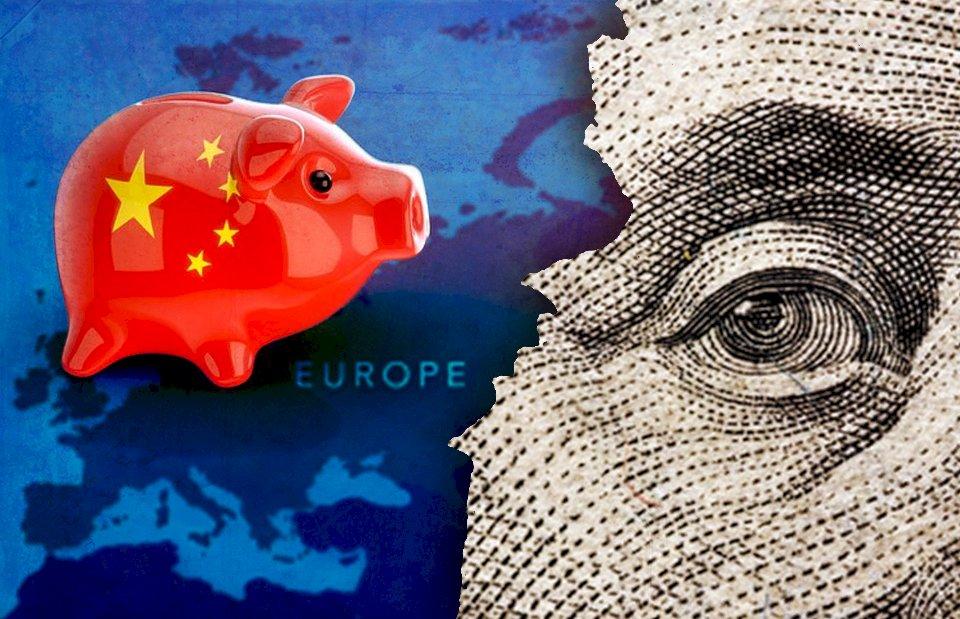歐美正在淪陷中?中國拿壟斷來的黨國資本兼併歐美企業 民主制度終遭動搖