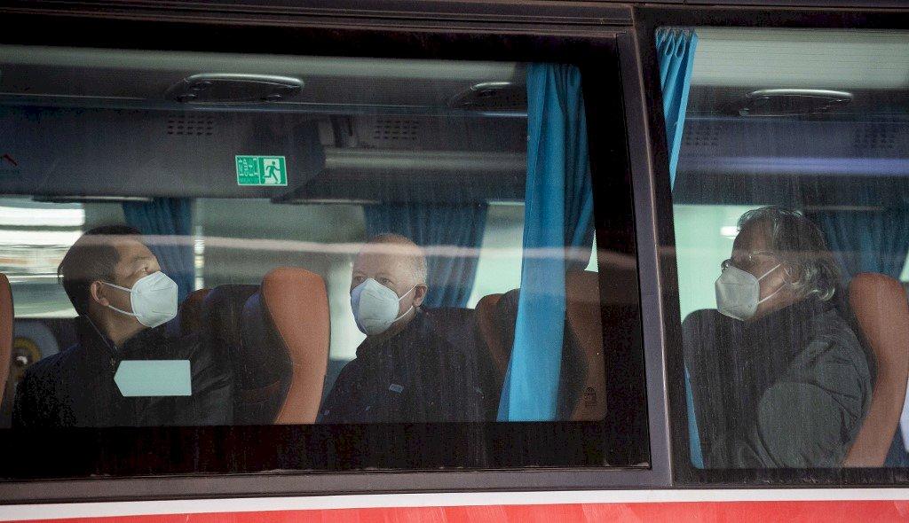 中國外交部:世衛專家組解除隔離 開始病毒溯源