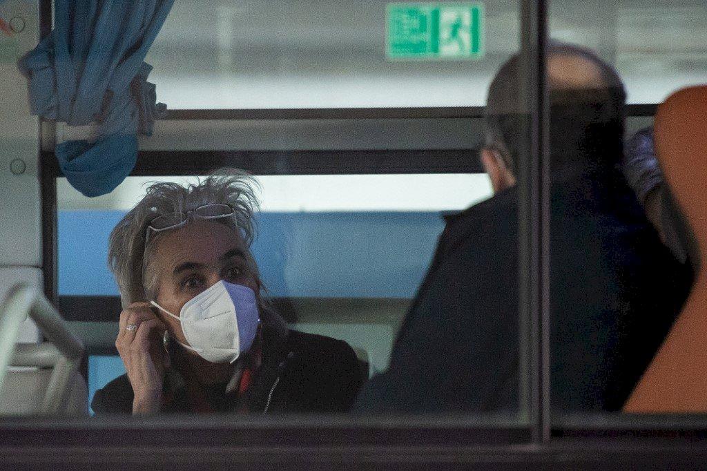 WHO專家抵武漢 2人抗體呈陽性未能入境