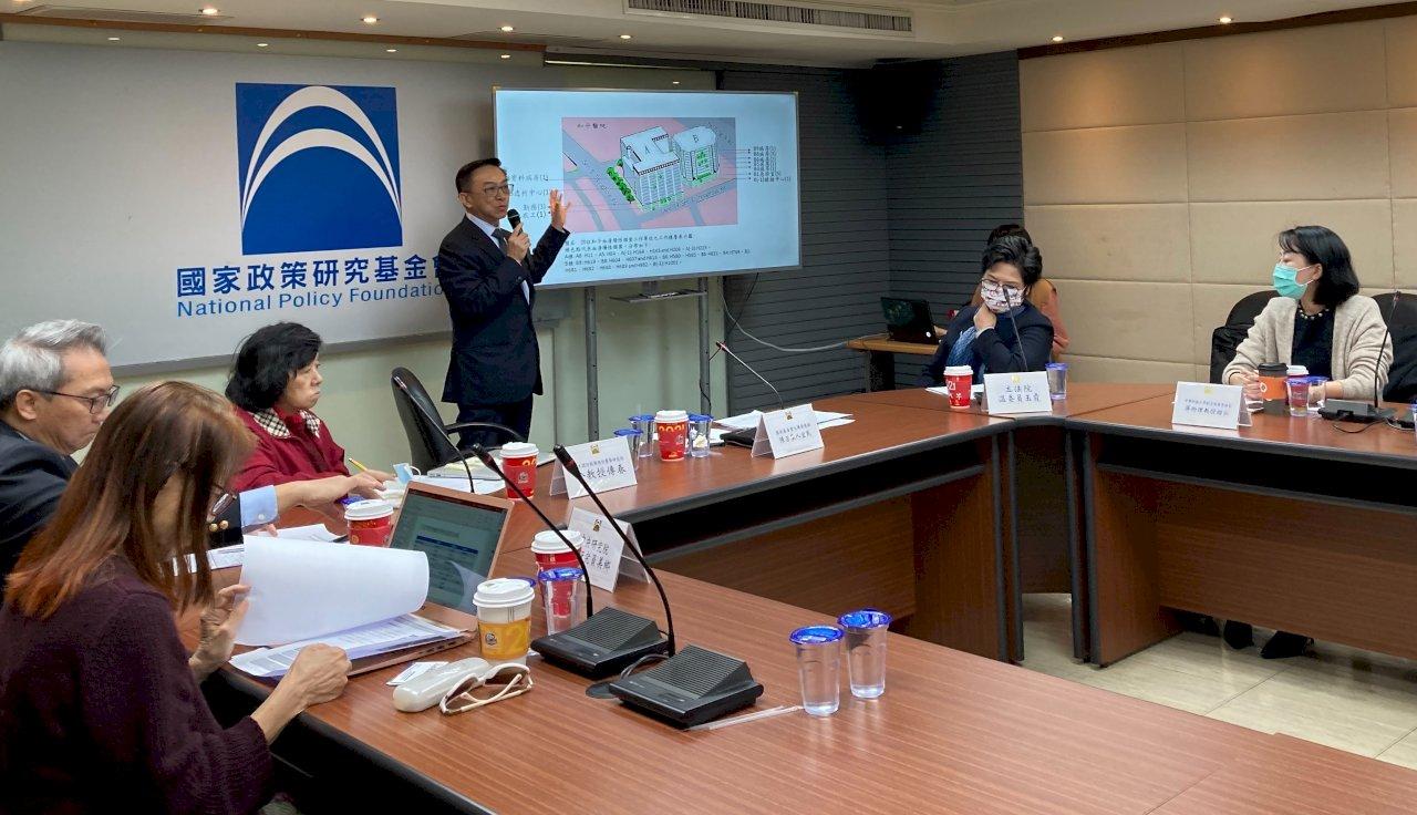 北部醫護院內感染 何美鄉:台灣防疫挑戰還沒開始