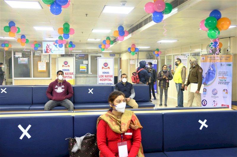 印度疫情加速惡化  威脅全球疫苗供應