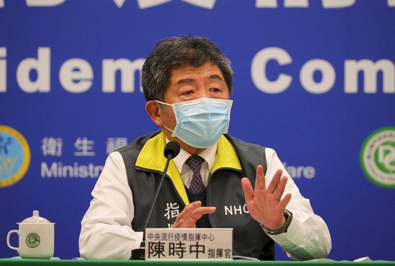 北部醫院群聚感染補破網  陳時中:院內只要曾接觸確診者皆停止上班