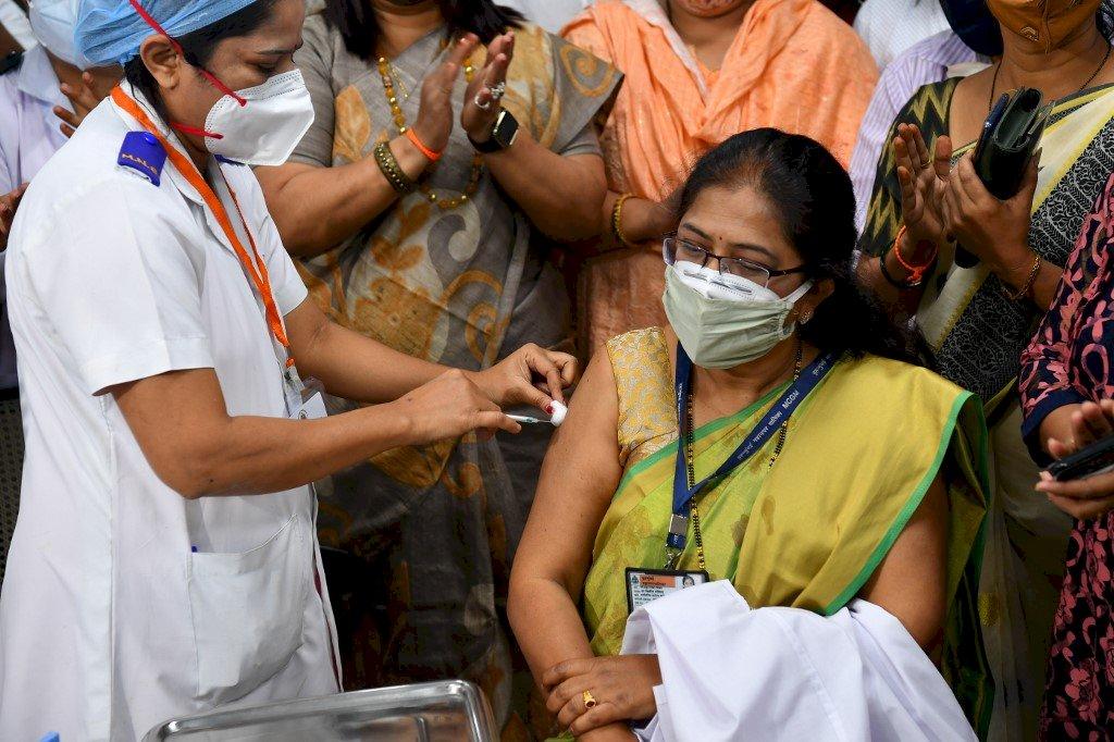 有此一說!印度研究:素食者和O型血人染疫機率低