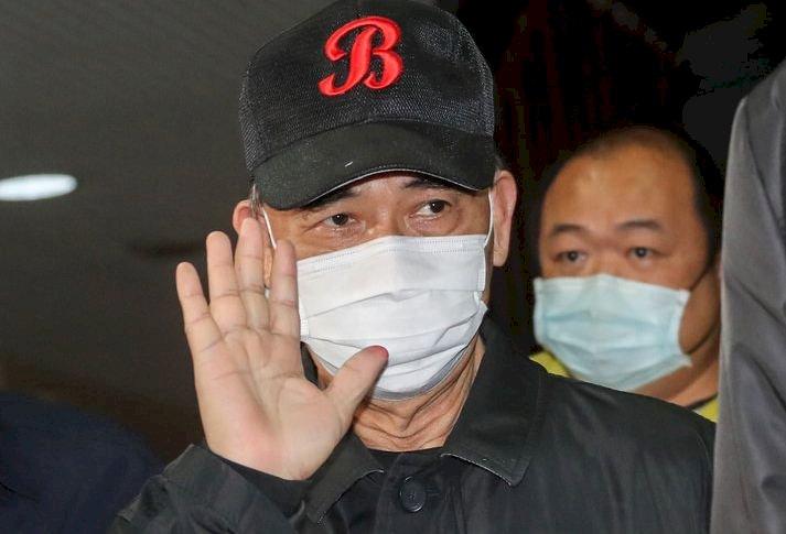 廖國棟籌足保釋金離開法院 同案在押立委僅剩蘇震清