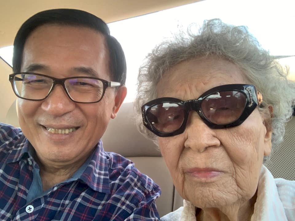 跌倒住院健康續惡化 前總統陳水扁母親辭世