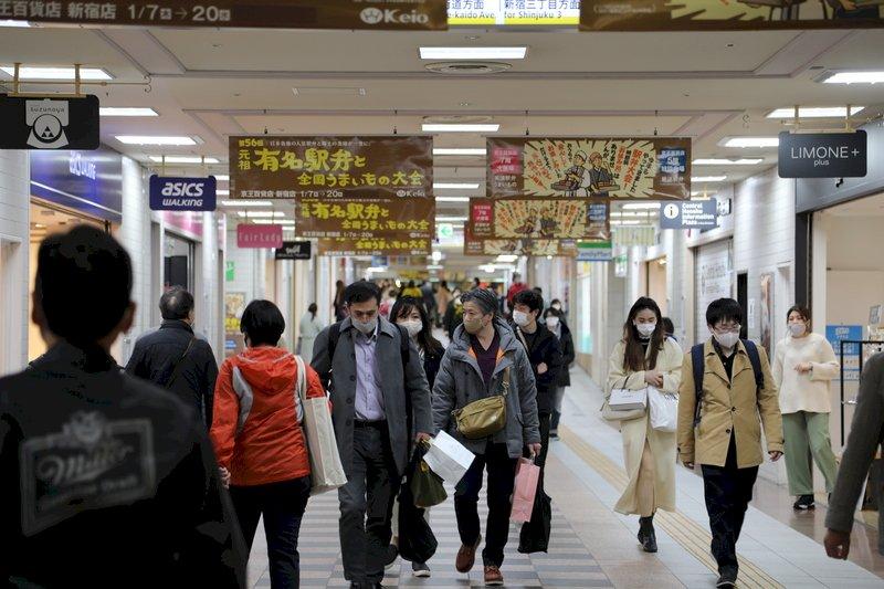 傳日本考慮解除緊急事態宣言 奧運前仍維持管制