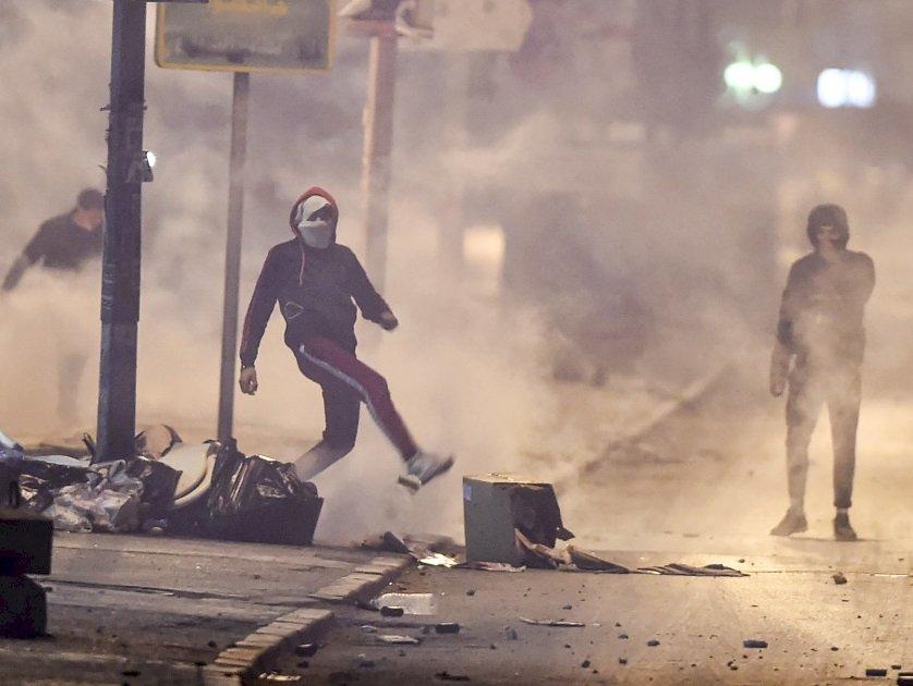 阿拉伯之春10週年封城暴動 突尼西亞逮捕600多人