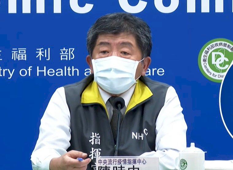 首度成立前進指揮所 陳時中坦言:憂病毒傳播速度加快