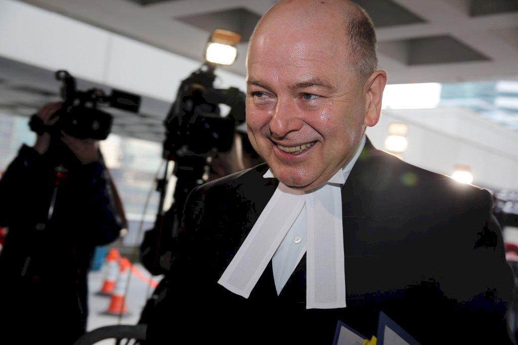 協助北京鎮壓惹議 香港外聘英國大律師退出港人審判
