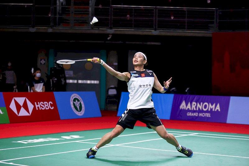 戴資穎闖進泰國羽賽8強 女單400勝達陣