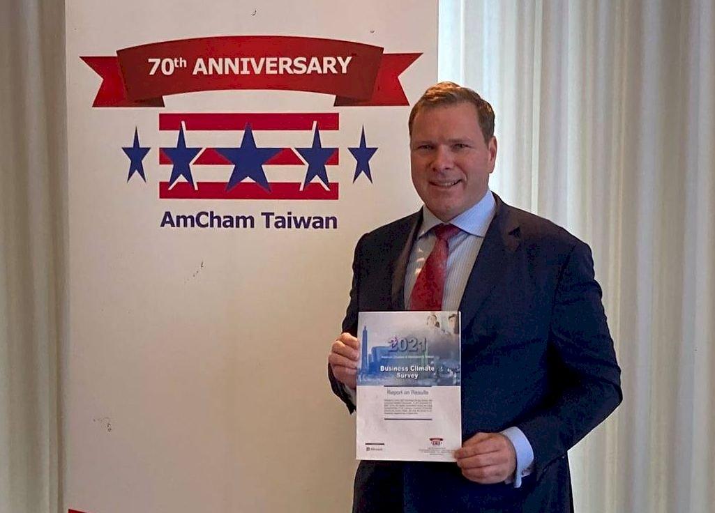 美商盛讚台灣黃金年代 預期拜登上任台美關係持續樂觀