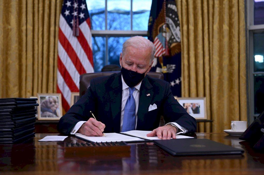 拜登就任/美重返巴黎協定 2021年可望成氣候變遷突破年