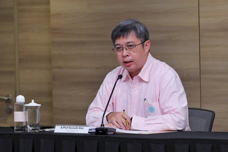 施打科興疫苗國民 新加坡衛生部:不列入已接種統計
