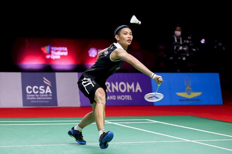 戴資穎泰國公開賽逆轉獲勝 決賽再度對決馬琳