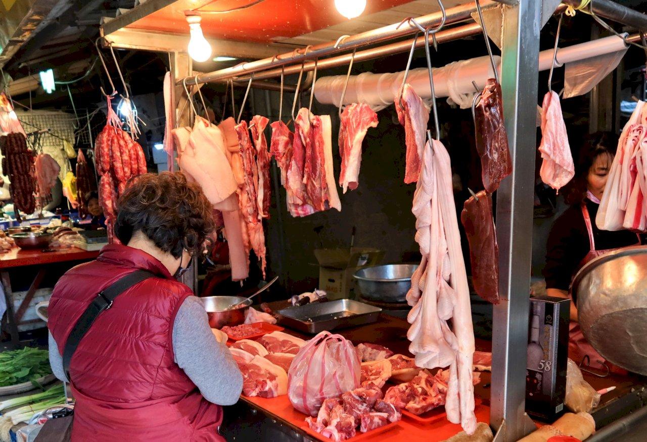 國台辦禁台灣豬輸入 農委會:生鮮豬肉從未銷過