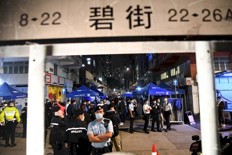 訪香港巿民談圍封檢測效應  我在切爾諾貝爾等你