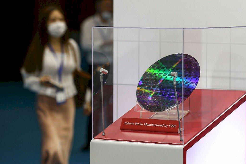 研究:台灣停供晶片一年 全球電子業營收少5000億美元