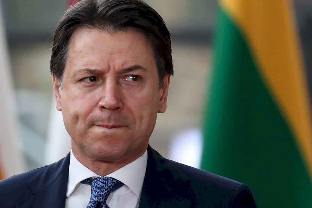 義大利總理孔蒂策略性請辭 試圖籌組新聯合政府