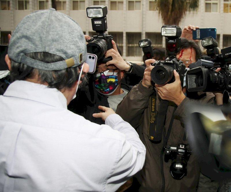 痛批立委蘇震清縱容暴力 台北司法記者聯誼會發聲明譴責