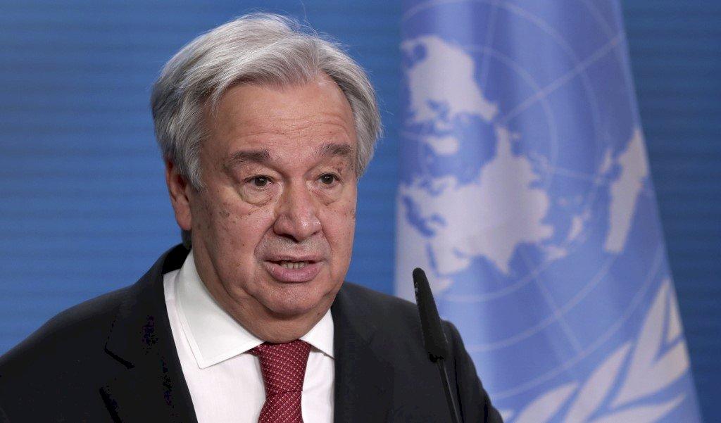 聯合國秘書長籲美 依核子協議解除對伊朗制裁