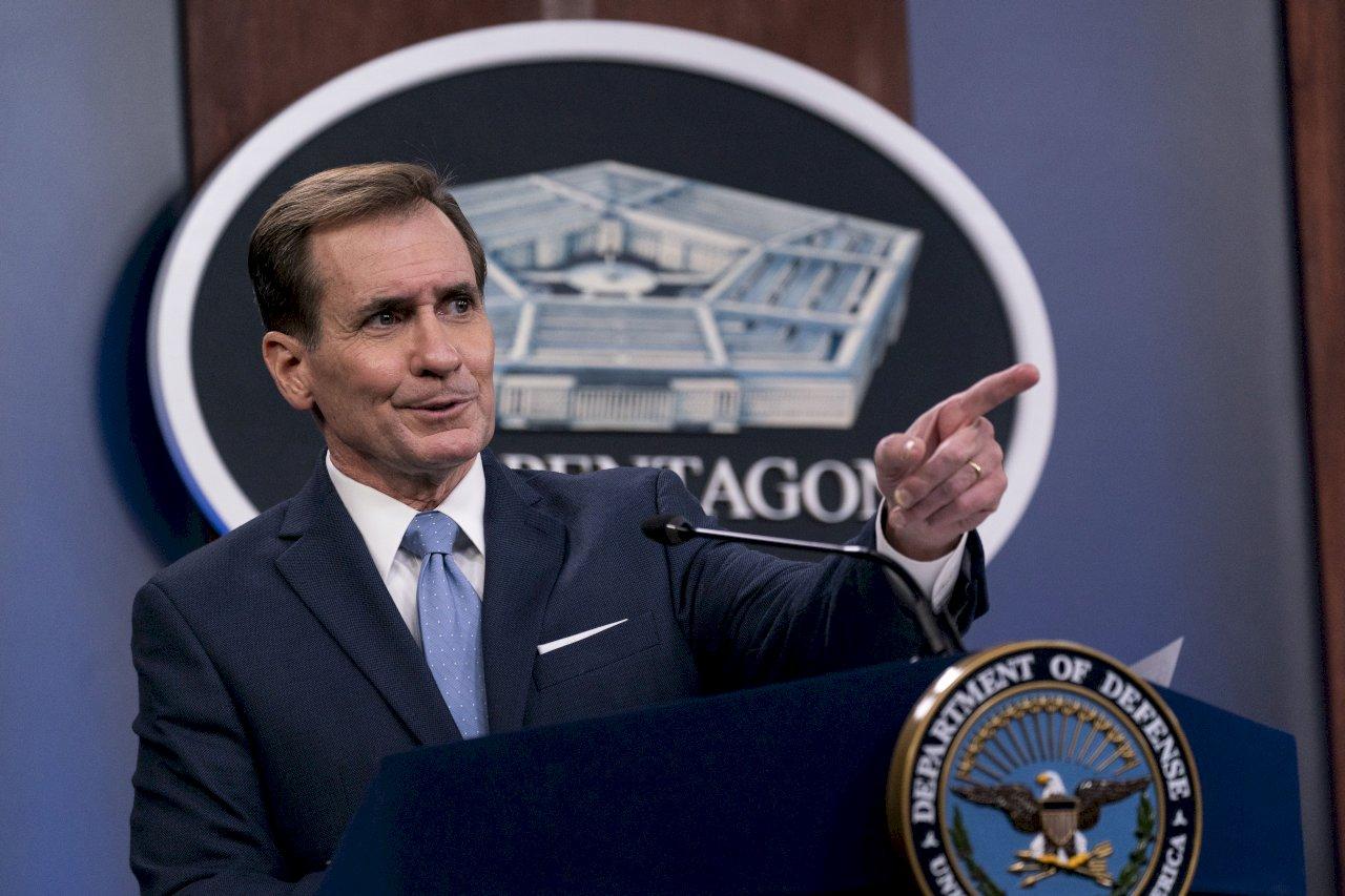 共軍在台周邊演習 美國防部監控中
