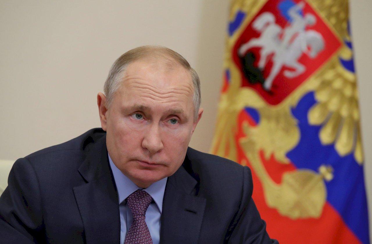情報報告公布蒲亭指示干預美大選 美可能對俄祭制裁