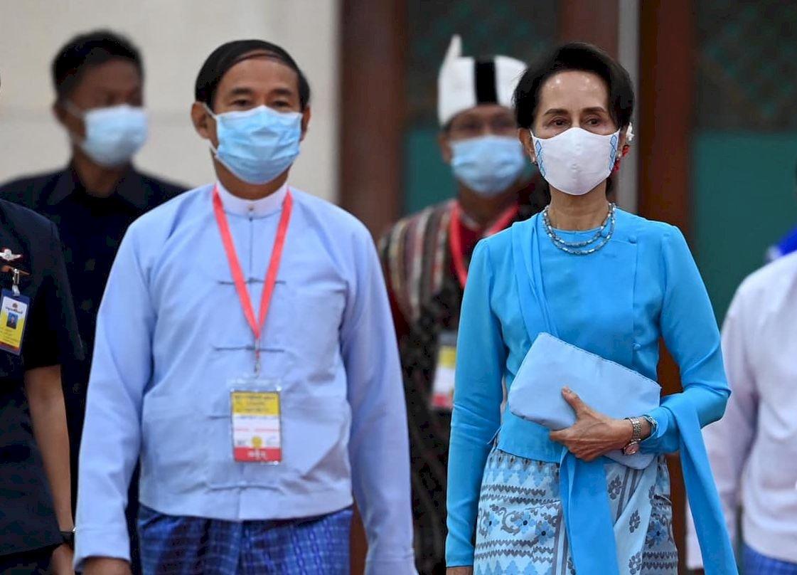 緬甸政變幕後黑手指向中國 德政界呼籲歐盟調查