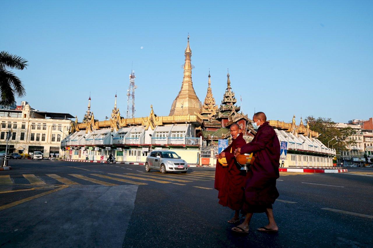 美參議員籲拜登政府 加強制裁緬甸軍方