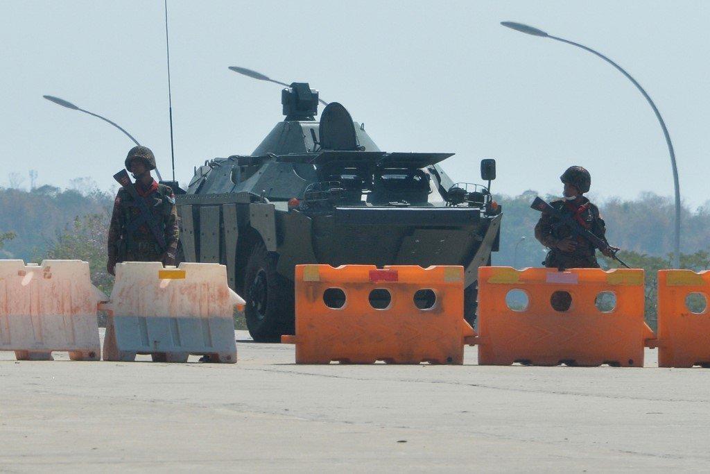 聯合國通過決議案譴責緬甸軍方  呼籲別讓武器流入