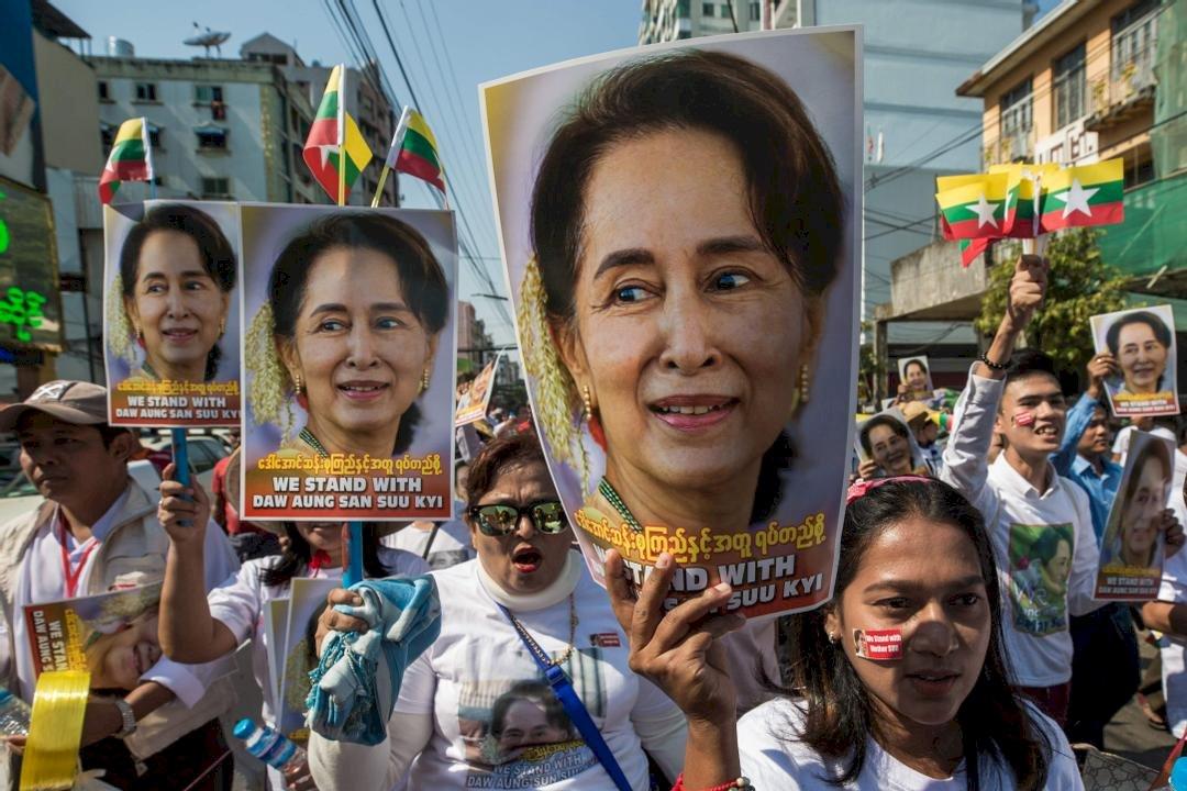 緬甸緊急狀態恐持續 國會是否解散為觀察指標