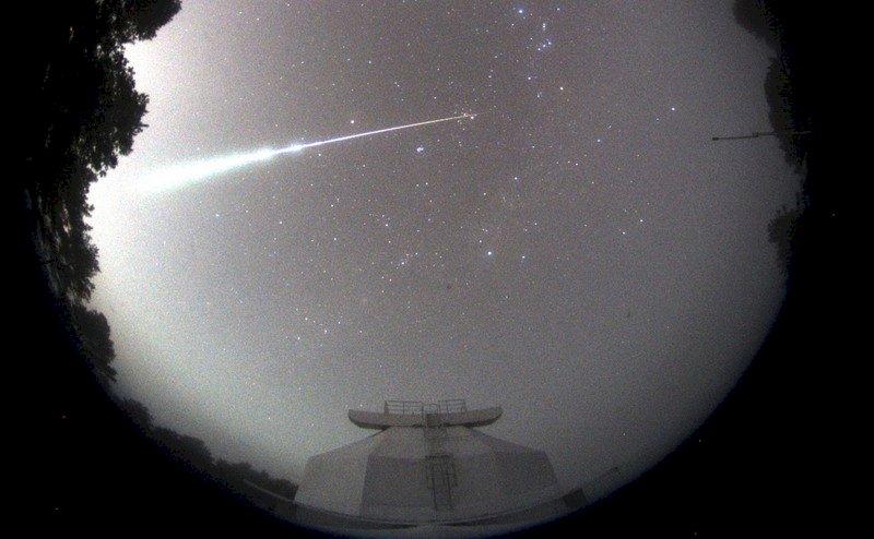 3天內接連火流星現蹤 台北天文館:正常天象