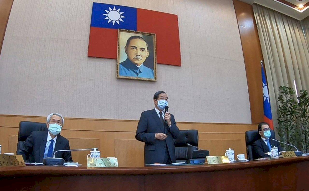 春節後成立數位轉型委員會 黃榮村強化數位治理能量