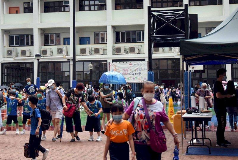 香港教育的滅亡時代