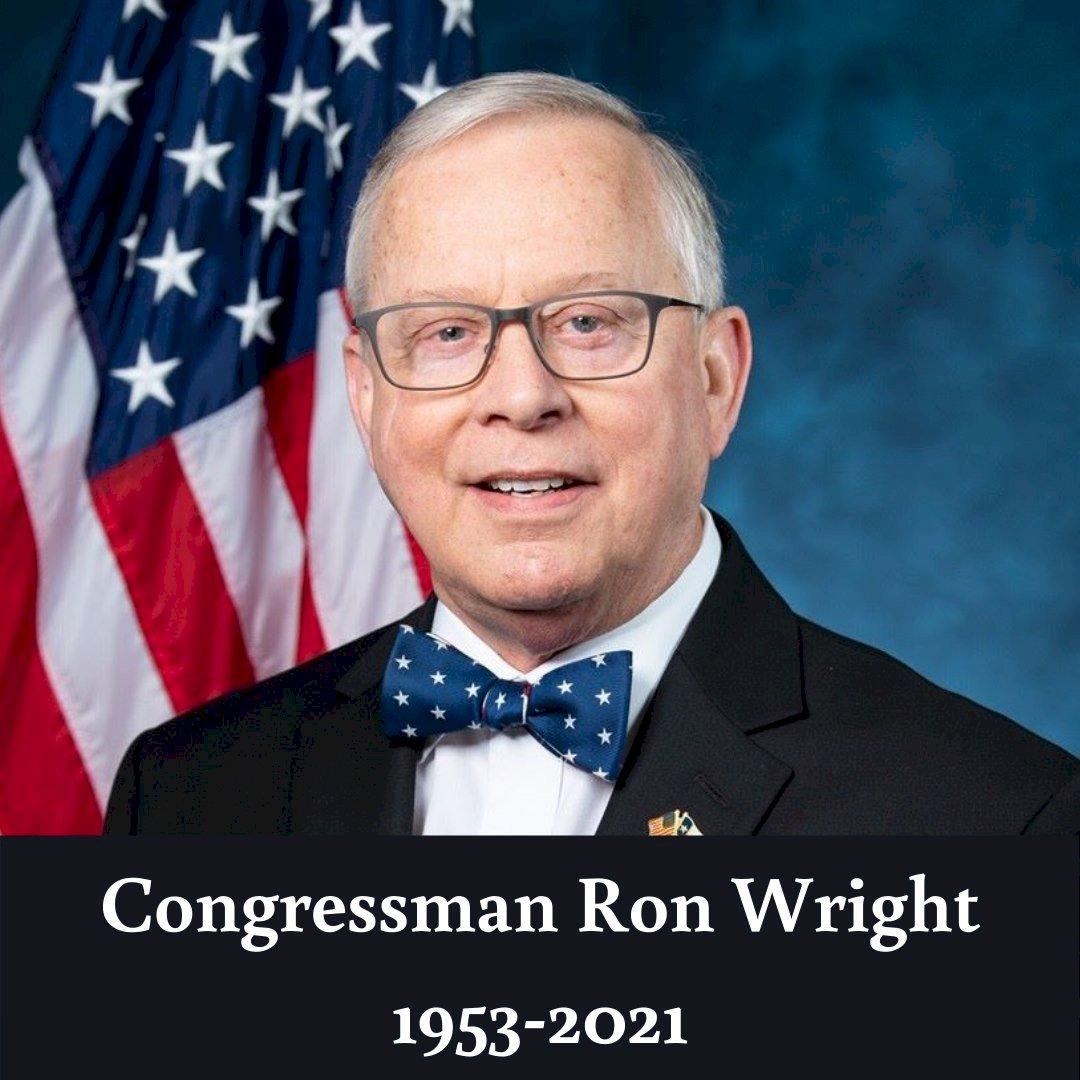 美共和黨眾議員萊特病逝 現任國會議員染疫死亡首例