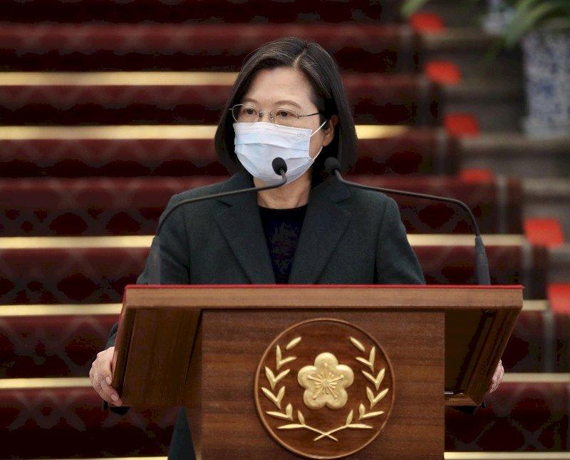 立百病毒等新興疫病威脅 蔡總統請賴清德、陳建仁攜手超前部署