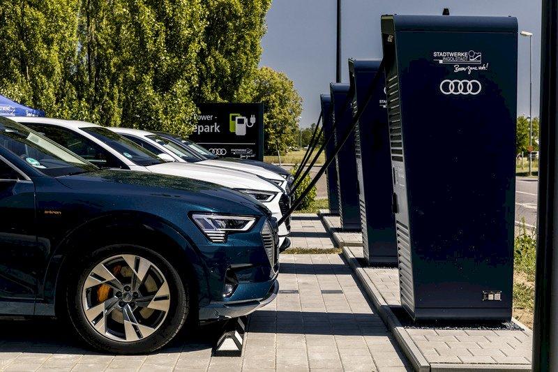 德國車廠腳步快 奧迪5年後不再推出新燃油車