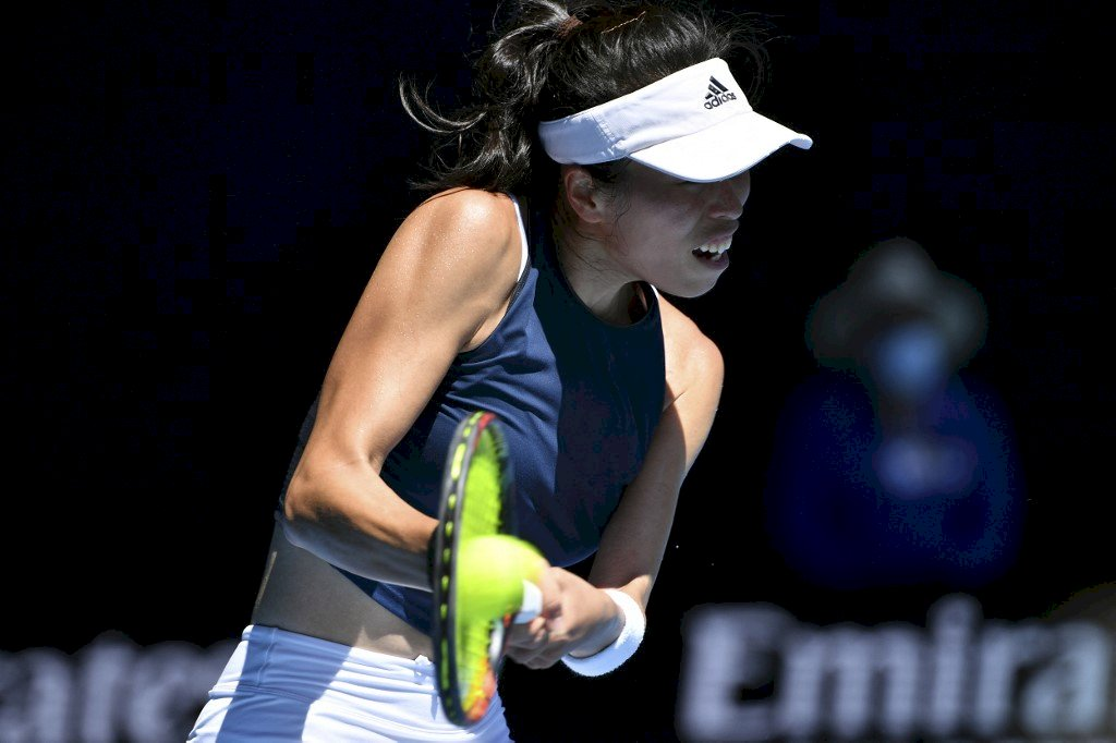 澳網女單8強止步 謝淑薇:為自己感到驕傲