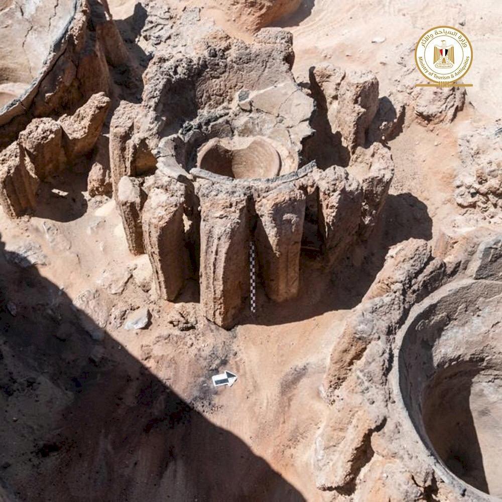 埃及發現世界最古老大型啤酒廠 有5000多年歷史