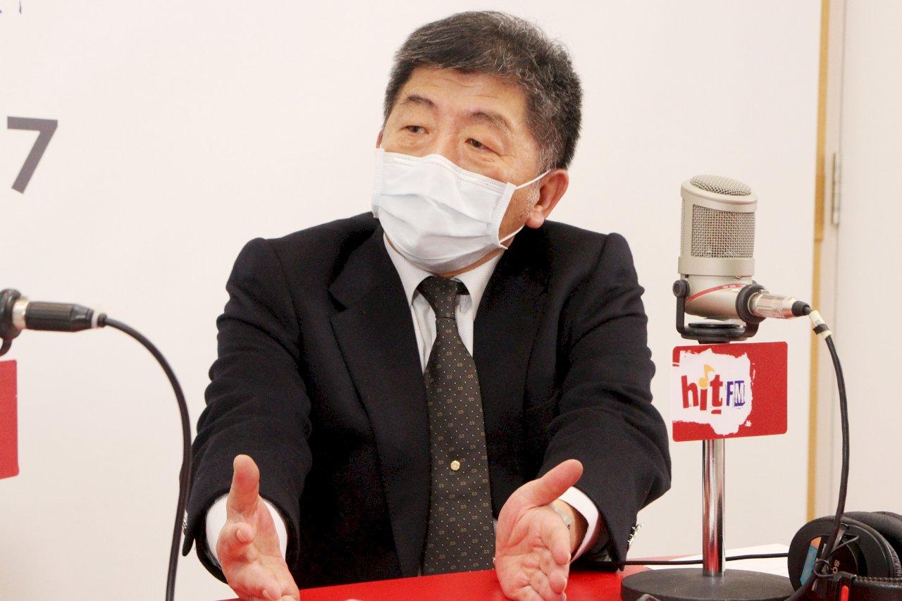 陳時中證實遭中國介入 採購500萬劑輝瑞疫苗破局