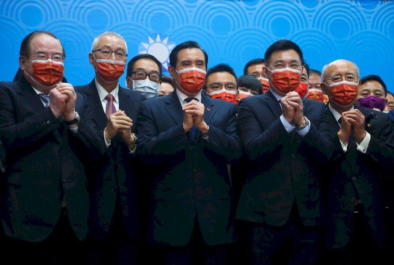 江啟臣:反對修憲變更國家定位 盼能達成權責相符體制