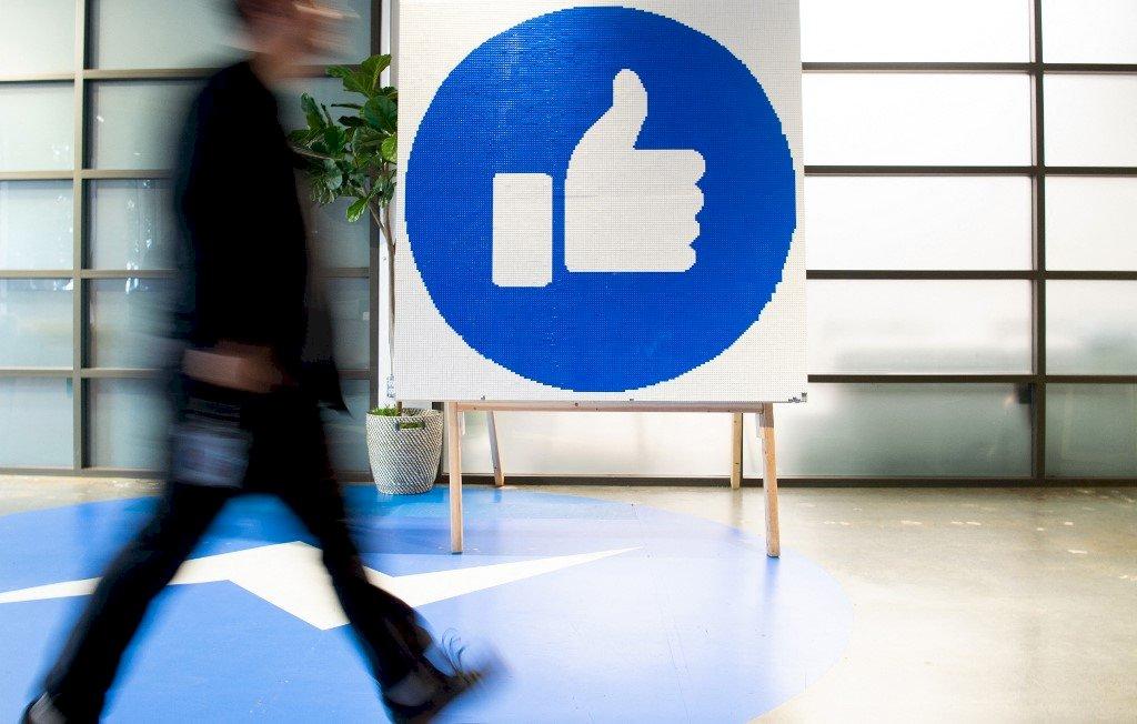 臉書開放選項 員工自行決定是否永久遠距上班