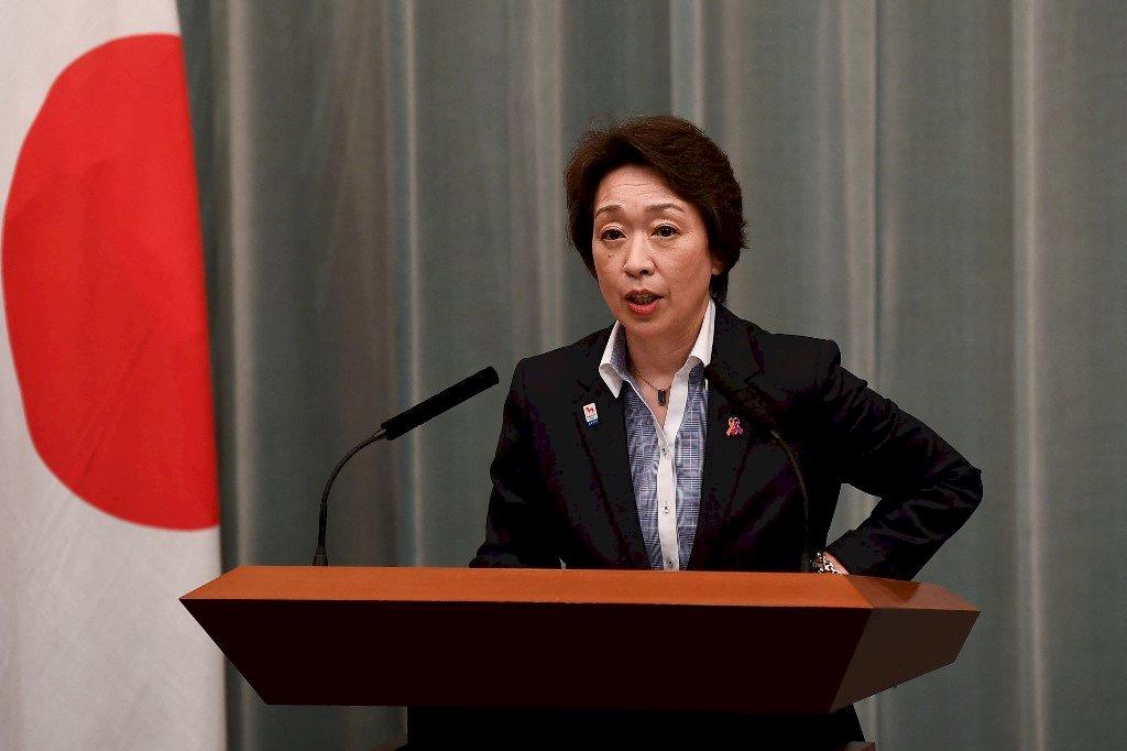 橋本聖子:4月決定2020東奧日本國內觀賽人數限制
