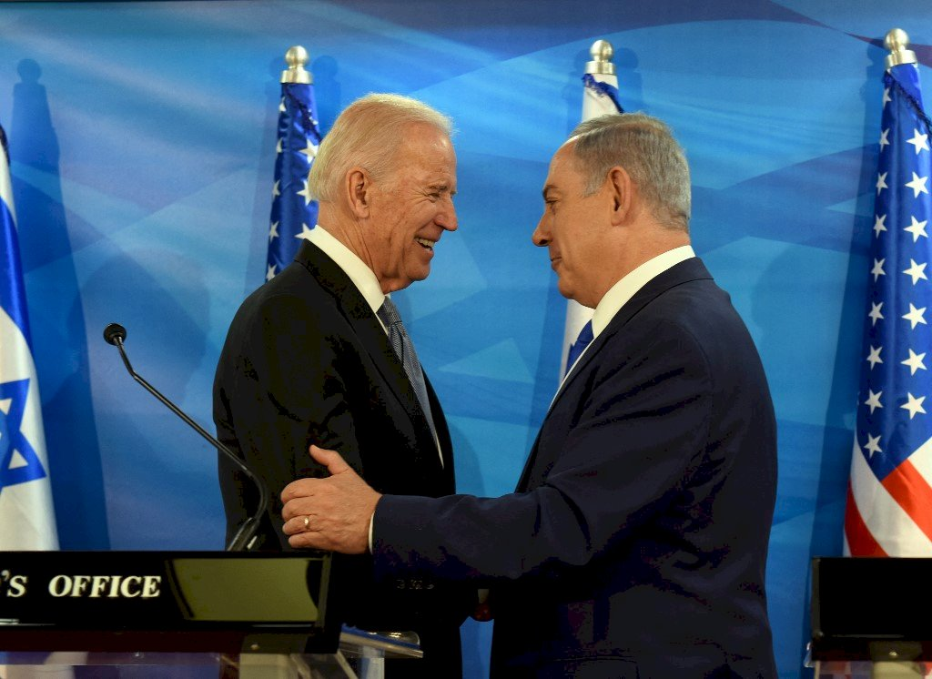 美以領袖終於熱線 拜登釋重塑中東政策訊號