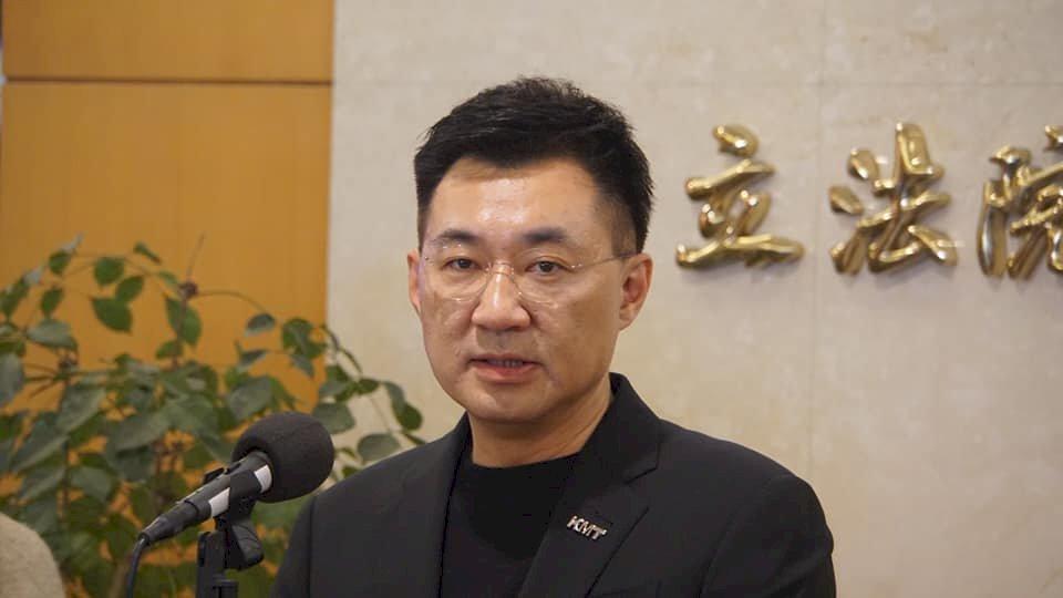 美駐帛琉大使隨行訪台 江啟臣:期待台美關係升級