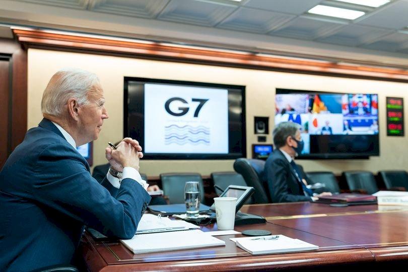 拜登將促G7盟國 就中國強迫勞動施壓